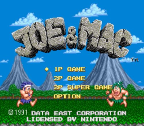 joe-and-mac-caveman-ninja-title-screen